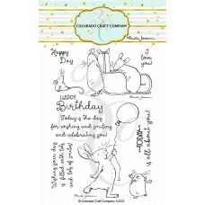 Colorado Craft Company - Birthday Wishing (Anita Jeram)