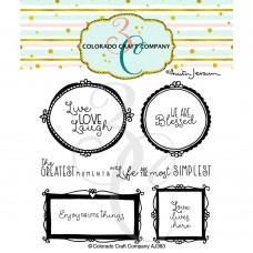 Colorado Craft Company - Wall Words (Anita Jeram)
