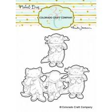 Colorado Craft Company - Kittens & Mittens (Anita Jeram) Dies