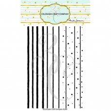 Colorado Craft Company - Stripes & Dots (Anita Jeram)