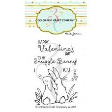 Colorado Craft Company - Snuggle Bunny Mini (Anita Jeram)