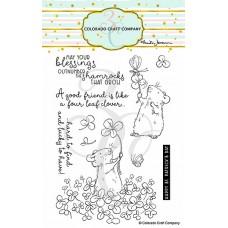 Colorado Craft Company - 4 Leaf Clover (Anita Jeram)