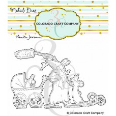 Colorado Craft Company - Amazing Mom (Anita Jeram) Dies