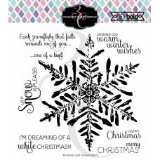 Colorado Craft Company - Big and Bold - Warm Wishes Snowflake