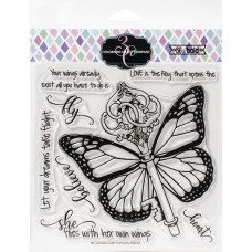 Colorado Craft Company - Big and Bold - Butterfly Key