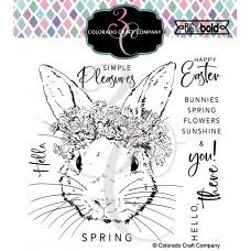 Colorado Craft Company - Big and Bold - Hello Bunny