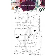 Colorado Craft Company - Savvy Sentiments - Always & Forever