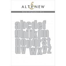 Altenew - Bold Alphabet Die Set