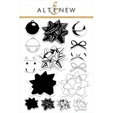 Altenew - Bells and Bows Stamp Set