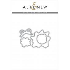 Altenew - Bells and Bows Die Set