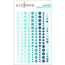 Altenew - Cool Summer Night Enamel Dots