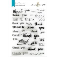 Altenew - Thank You Builder Stamp Set