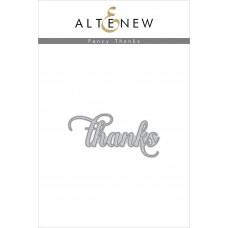 Altenew - Fancy Thanks Die