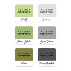 Altenew - Soft Succulents 6 Mini Cube Set