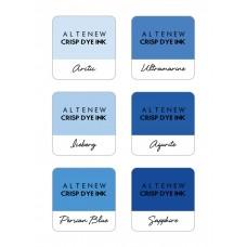 Altenew - Icy Lake 6 Mini Cube Set