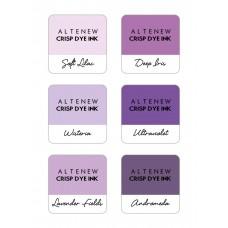 Altenew - Lilac Blossoms 6 Mini Cube Set