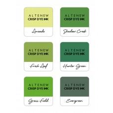 Altenew - Zesty Limes 6 Mini Cube Set