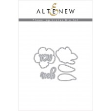 Altenew - Flowering Cistus Die Set