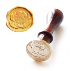 Altenew - Wax Seal Stamp - Blooming Bud