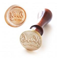Altenew - Wax Seal Stamp - Just Thanks