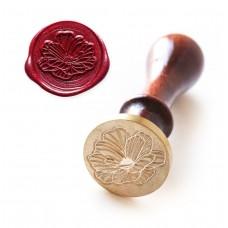 Altenew - Wax Seal Stamp - Delicate Blossom