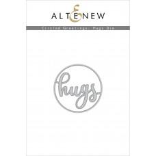 Altenew - Circled Greetings: Hugs Die