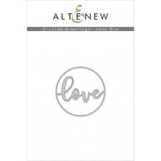 Altenew - Circled Greetings: Love Die