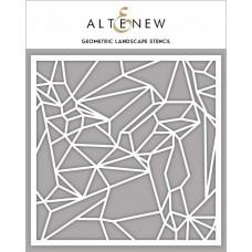 Altenew - Geometric Landscape Stencil