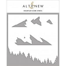 Altenew - Mountain Scene Stencil