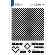 Altenew - Checkerboard Stamp Set