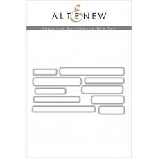 Altenew - Featured Sentiments Die Set