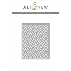 Altenew - Stacked Diamonds Cover Die