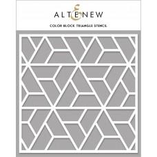 Altenew - Color Block Triangle Stencil