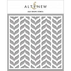 Altenew - Leaf Drops Stencil