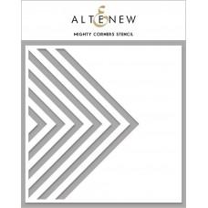 Altenew - Mighty Corners Stencil