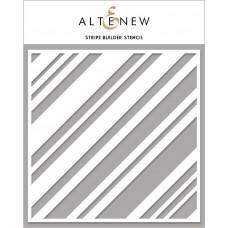 Altenew - Stripe Builder Stencil