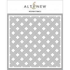 Altenew - Woven Stencil