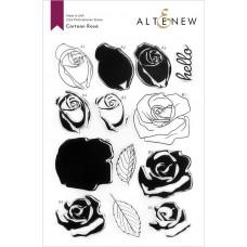 Altenew - Cartoon Rose Stamp Set