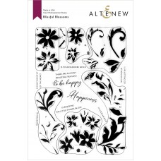Altenew - Blissful Blossoms Stamp Set