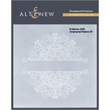 Altenew - Ornamental Feature 3D Embossing Folder