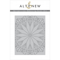 Altenew - Dotted Lines Debossing Cover Die