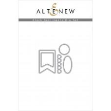 Altenew - Block Sentiments Die Set