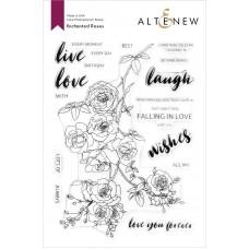 Altenew - Enchanted Roses Stamp Set