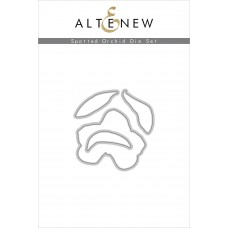 Altenew - Spotted Orchid Die Set