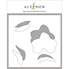 Altenew - Spotted Orchid Mask Stencil