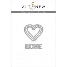 Altenew - Illusion Heart Die Set