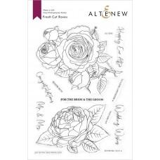 Altenew - Fresh Cut Roses Stamp Set