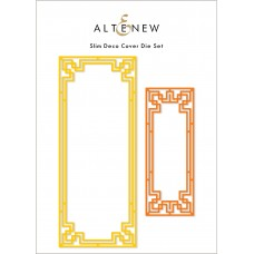 Altenew - Slim Deco Cover Die Set