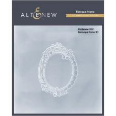 Altenew - Baroque Frame 3D Embossing Folder