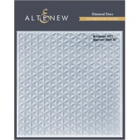 Altenew - Diamond Stars 3D Embossing Folder